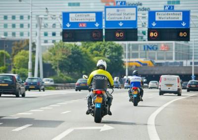 Wij liggen in de buurt van Den Haag, daarom zullen wij onze leerlingen voorbereiden op deze drukke hectische stad.