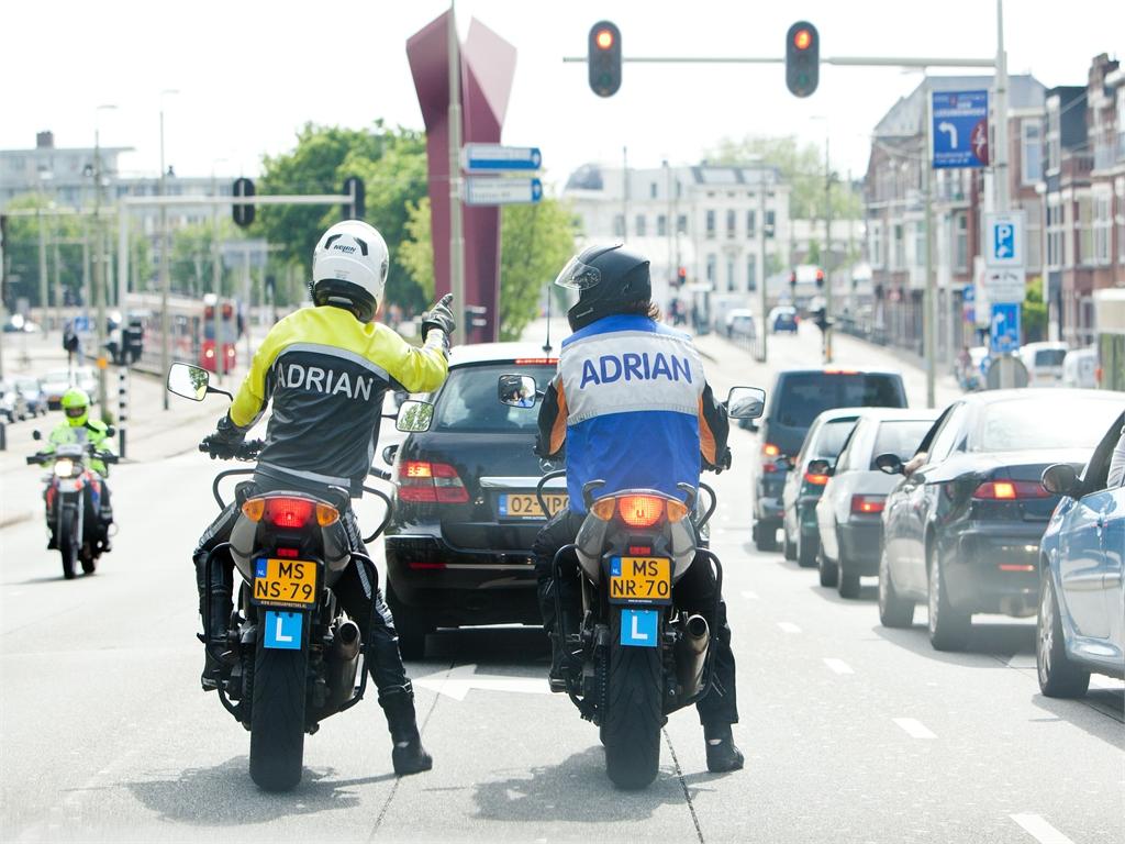 Spoedcursus motorrijbewijs
